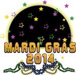 Mardi Gras 2014 New Orleans T-Shirts & Gifts