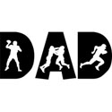 Football Dad T-Shirt & Gifts