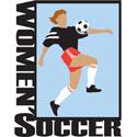 Women's Soccer T-Shirt & Gifts