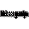 Kick Ass Grandpa T-Shirt & Gifts