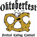 Pretzel Eating Contest T-Shirt and Gifts