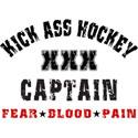 Hockey Captain T-Shirt Gifts