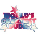 World's Greatest Dude T-Shirt