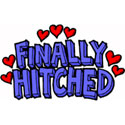 Finally Hitched T-Shirt
