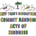 New Year Resolution T-Shirt Gift
