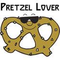 Pretzel Lover T-Shirt Gift