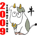 2009 Year of The Ox T-Shirts