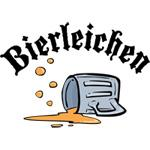 Funny German Bierleichen Drunk T-Shirt