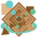 Mint Chocolate Geometry