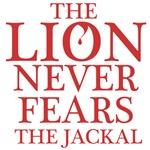 Dexter: Lion vs. Jackal