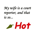 Court Reporting is hot!