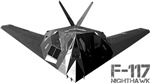 F-117 Nighthawk 