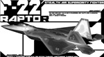 F-22 RAPTOR #4