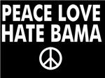 peace love hate bama