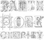 Faith Hope Charity