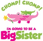 Alligator going to be a Big Sister