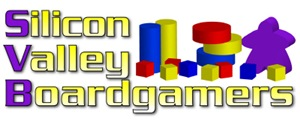 Silicon Valley Boardgamers/Gamesday