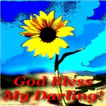 God Bless My Darling!