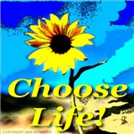 Choose Life Yellow Sunshine