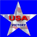 USA VICTORY STAR