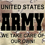 Army, Military & Support Our Troops