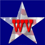 WV Patriotic State Star