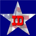 ID Patriotic State Star