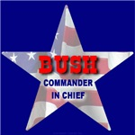 BUSH Commander In Chief