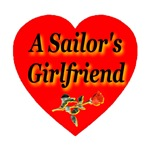 A Sailor's Girlfriend Rose Heart