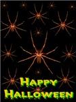 Happy Halloween Spider Mosaic
