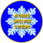 My Favorite Winter Sport Is Screwing