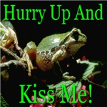 Hurry Up And Kiss Me!