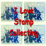 I Love Stamp Collecting