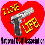 National CCW Association Pink for Her
