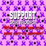 Support Our Troops While There Are Still Some Left
