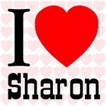 I Love Sharon