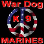 War Dog K9 Marines