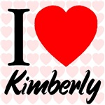 I Love Kimberly