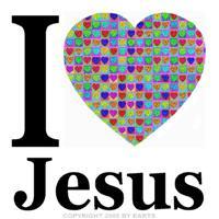 I (Heart) Jesus