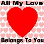 All My Love Belongs To You