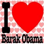 I Love Barak Obama