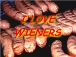 I Love Wieners (Front & Back)
