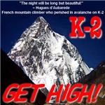 K-2 Memorial Get High!