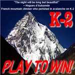 K-2 Memorial Play To Win!