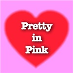 Pretty in Pink Gifts & Apparel
