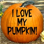 I Love My Pumpkin!