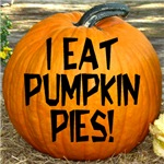 I Eat Pumpkin Pies