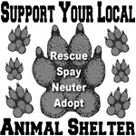 Support Your Local Animal Shelter