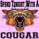 Spend Tonight With A Cougar