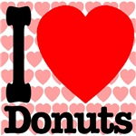 I Love Donuts